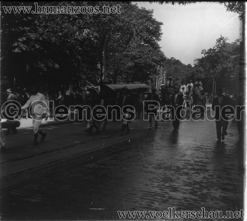 1937 Exposition Internationale Paris - Glasdia