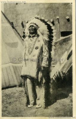 1935 Exposition de Bruxelles - Sioux Peaux Rouges 4