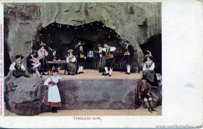 1904 St. Louis World's Fair - Tyrolean Alps