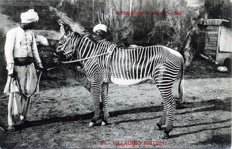 1906 Esposizione - Villaggio Eritreo 84