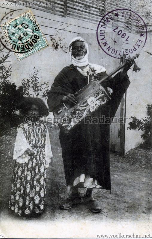 1907 exposition de bordeaux human zoos for Le village du meuble bordeaux
