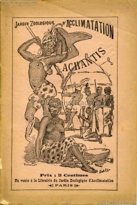 1887 Achantis - Jardin d'Acclimatation