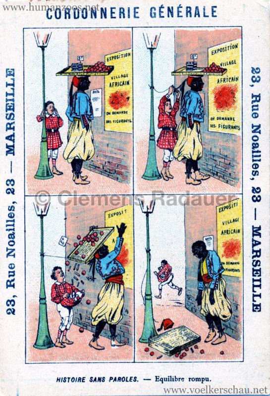 Cordonnerie Générale - Village Africain