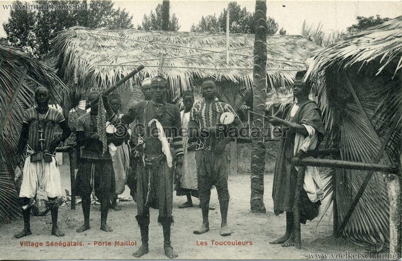 Porte Maillot - Village Sénégalais - Les Toucouleurs