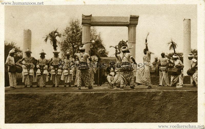 1926 (?) Singhalesen Dorf 12