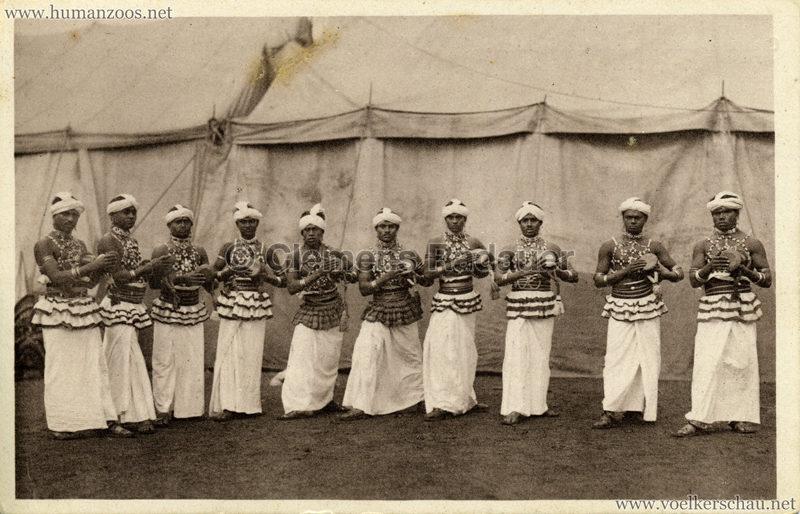 1930 (?) Singhalesen 4 VS