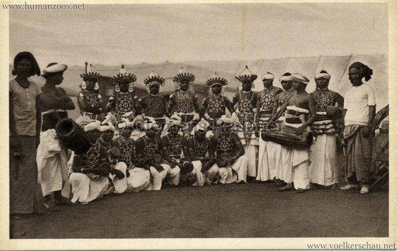 1930 (?) Singhalesen 5