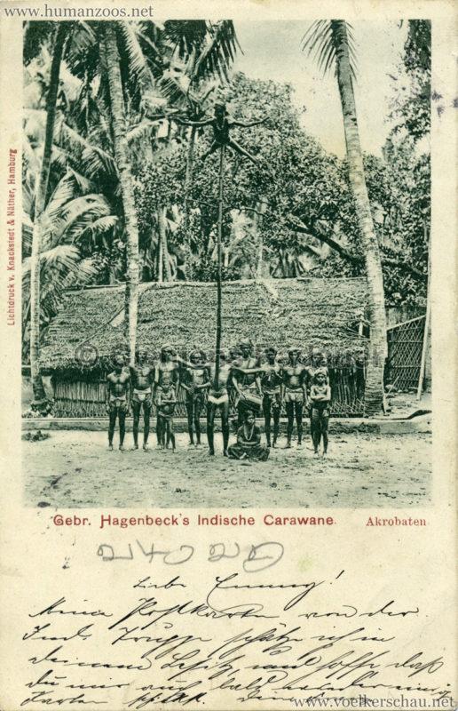1900 Gebr. Hagenbeck's Indische Carawane 3