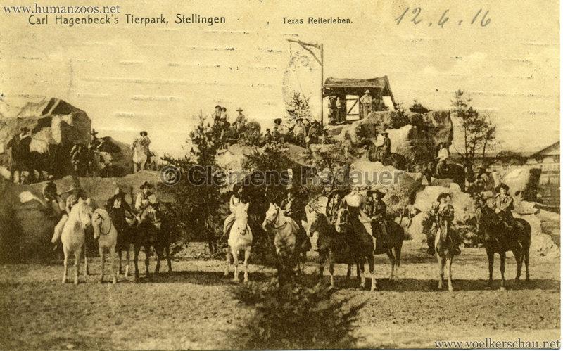 1916 Texas Reiterleben gel. 12.06.1916