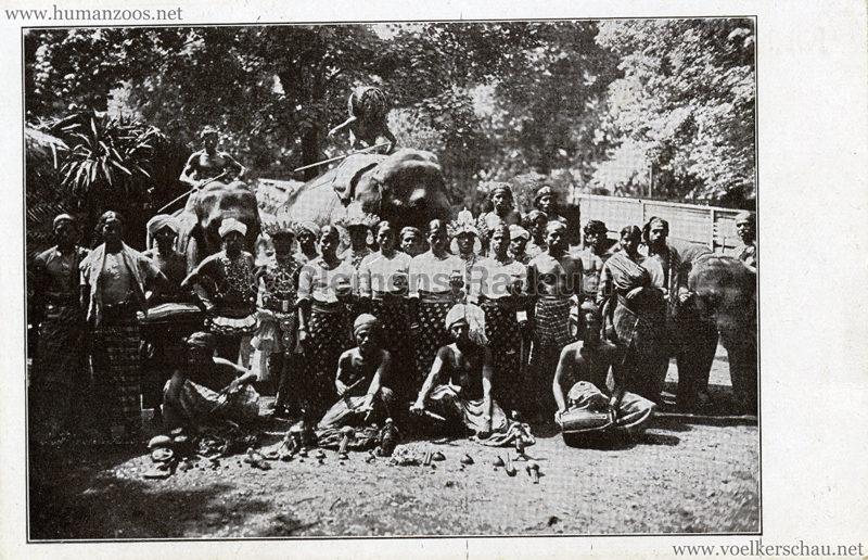 1924 John Hagenbeck's