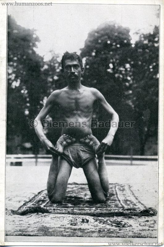 1925 John Hagenbeck's