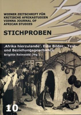 Stichproben – Wiener Zeitschrift für kritische Afrikastudien Nr. 10