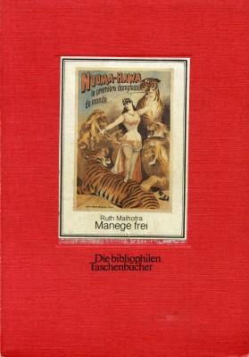 Manege frei. Artisten- und Circusplakate von Adolph Friedländer