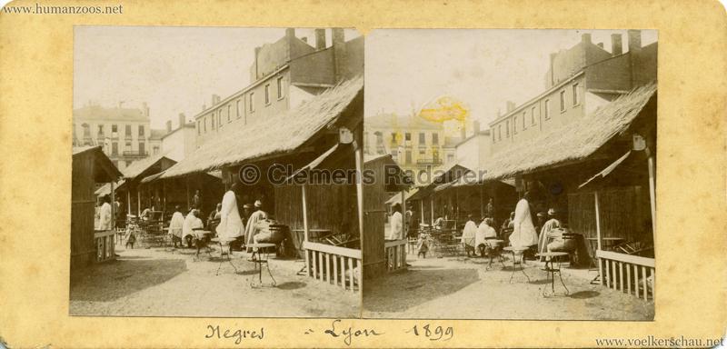 1899 Lyon - Village Sénégalais 2