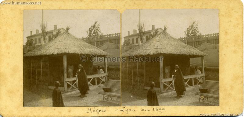 1899 Lyon - Village Sénégalais 3