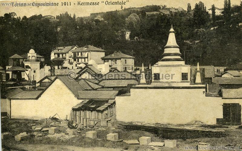 1911 Esposizione di Torino - Villaggio Somali - Kermesse Orientale 6