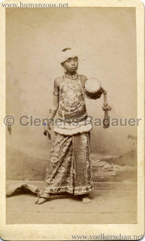 1885 Die Singhalesen der Hagenbeck'schen Ceylon-Expedition 5