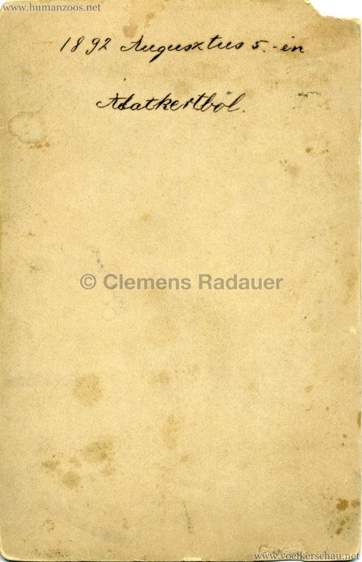1891:1892:1893 Dahomey Karawane CDV 2 Kopie