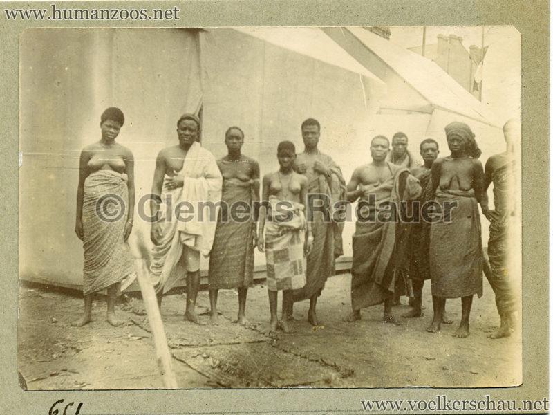 1895 Exposition National Angers - Dahomeens 3