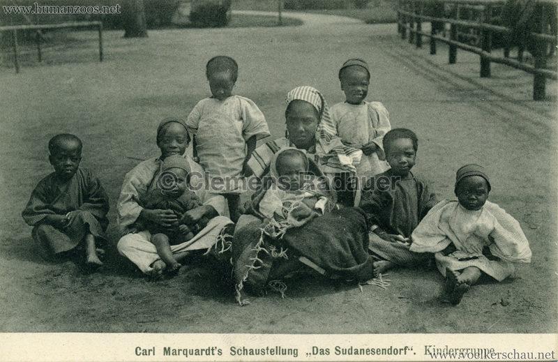 1909 Carl Marquardts Schaustellung