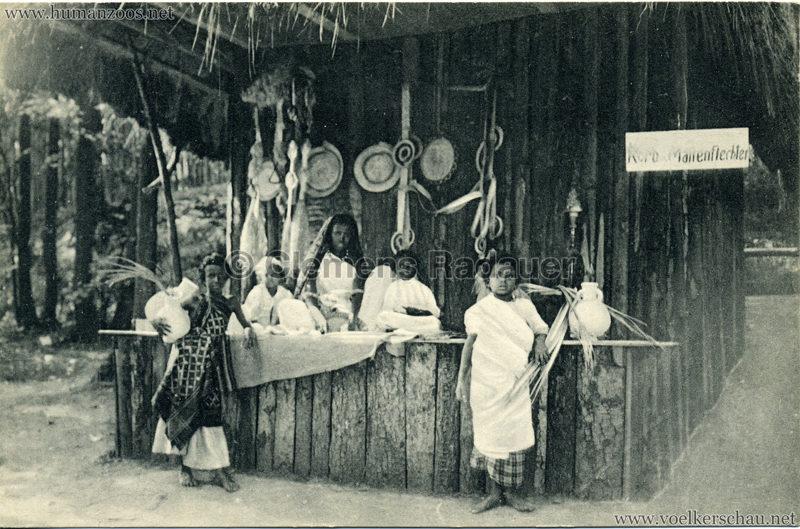 1912 Somali-Dorf