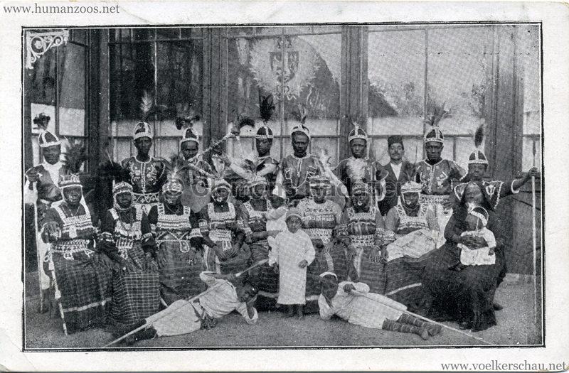 1921 Sudanesen-Truppe (Passage Panoptikum) v