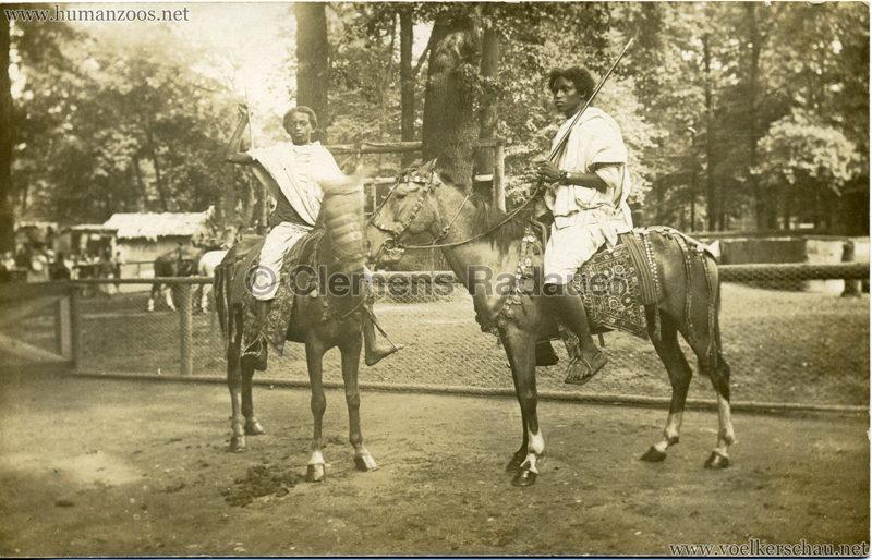 1928 Dresden Zoo - Sommerfest Somali 4