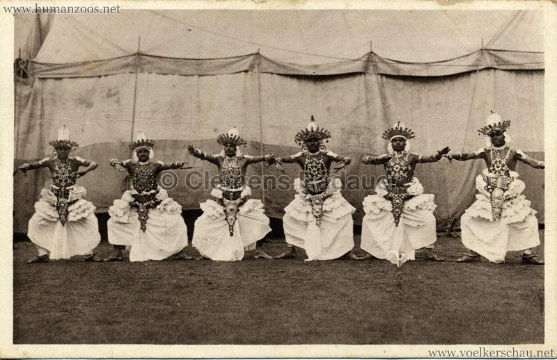 1930 (?) Singhalesen 6 VS