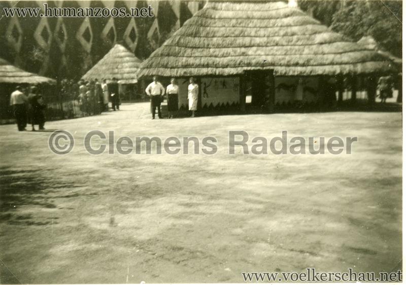 1958 Exposition Universelle Bruxelles - Kongoleesch Dorp 1