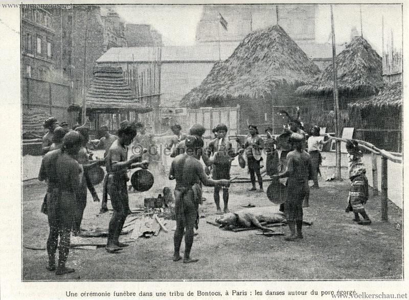 1911 Magic City Paris -Bontocs a Paris 1
