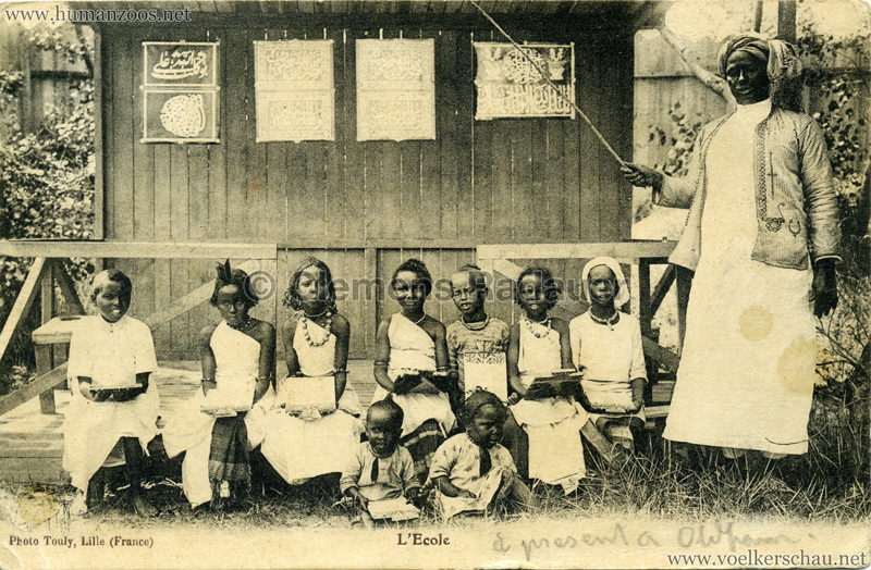 1912 Somali Village Oldham