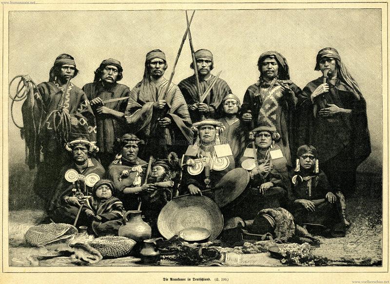 1884-illustrirte-welt-die-araukaner-in-deutschland