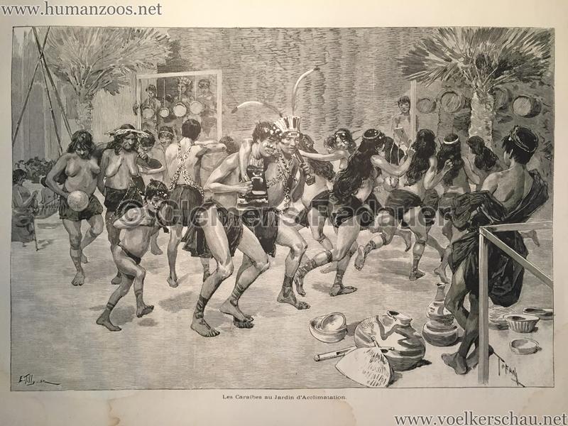 Les Caraibes au Jardin d'Acclimatation