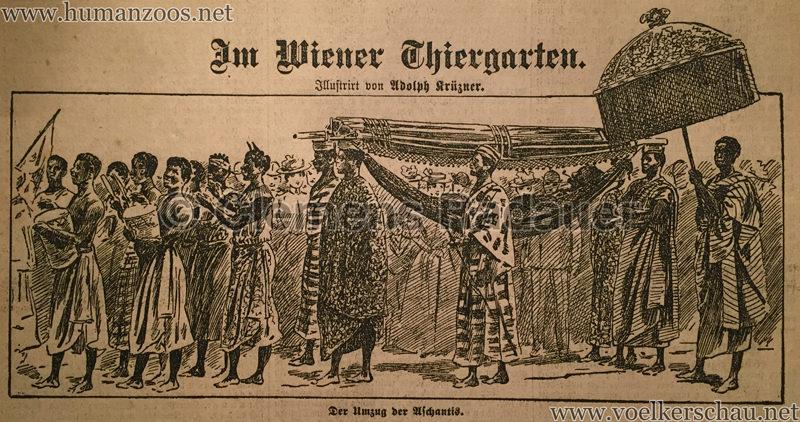 1897.06.13 (?) Umzug der Aschanti