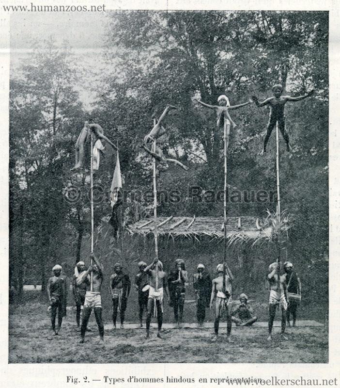 1906.09.01 La Nature - Une caravane hindoue au Jardin d'Acclimatation Fig. 2