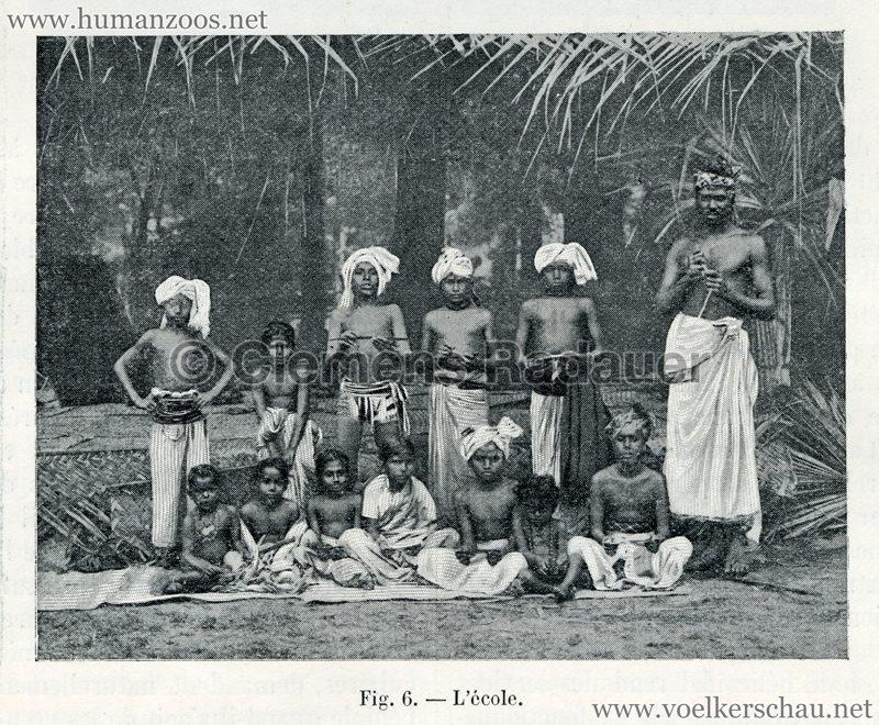 1906.09.01 La Nature - Une caravane hindoue au Jardin d'Acclimatation Fig. 6