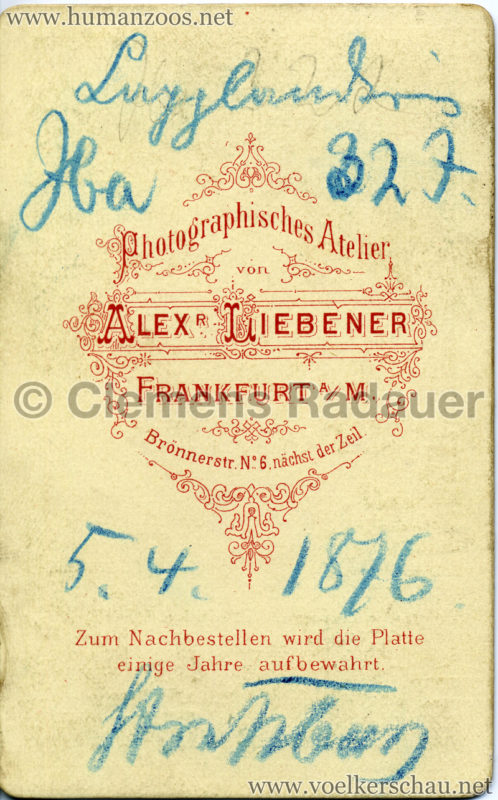 1876 Lappländer CDV RS