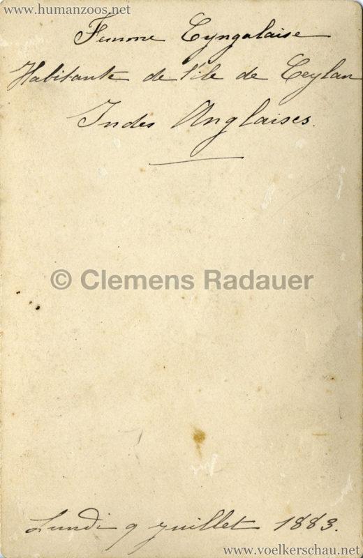 1883 Cyngalaise Jardin d'Acclimatation CDV 2