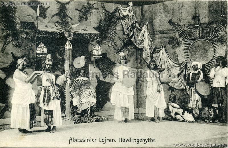 1909:1910 Abessinier Lejren - Hovdingehytte