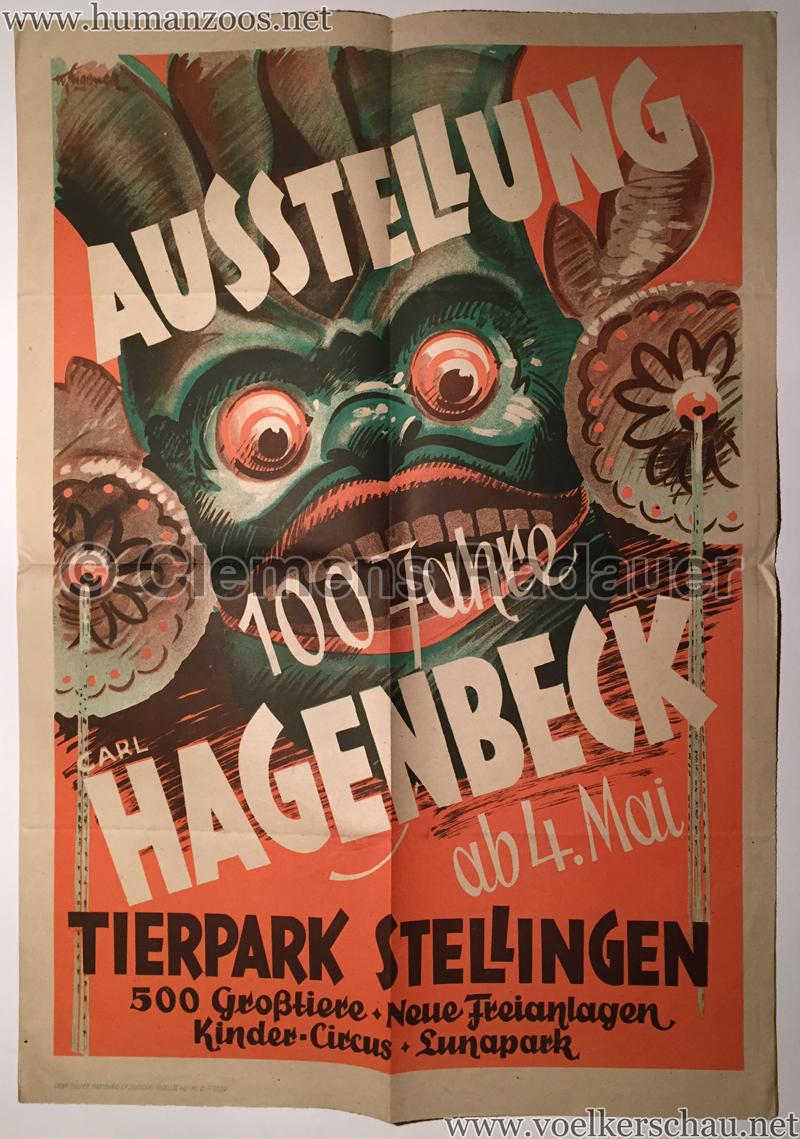 Ausstellung 100 Jahre Hagenbeck Tierpark Stellingen