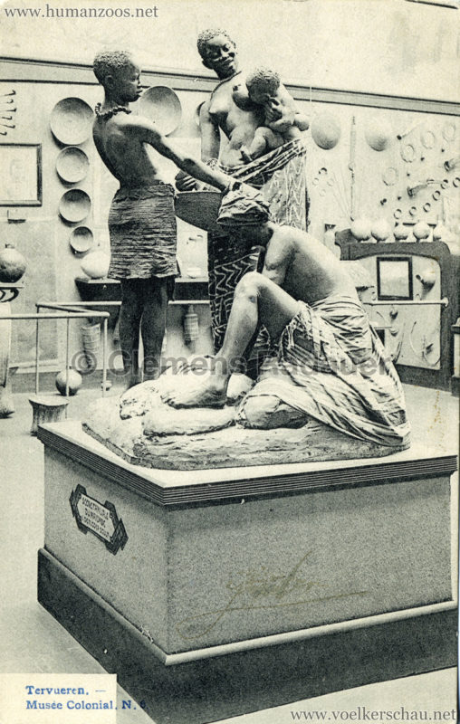1898 Tervuren Musee Colonial - 6