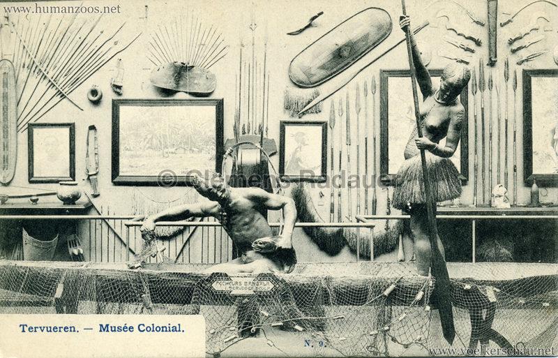 1898 Tervuren Musee Colonial - 9