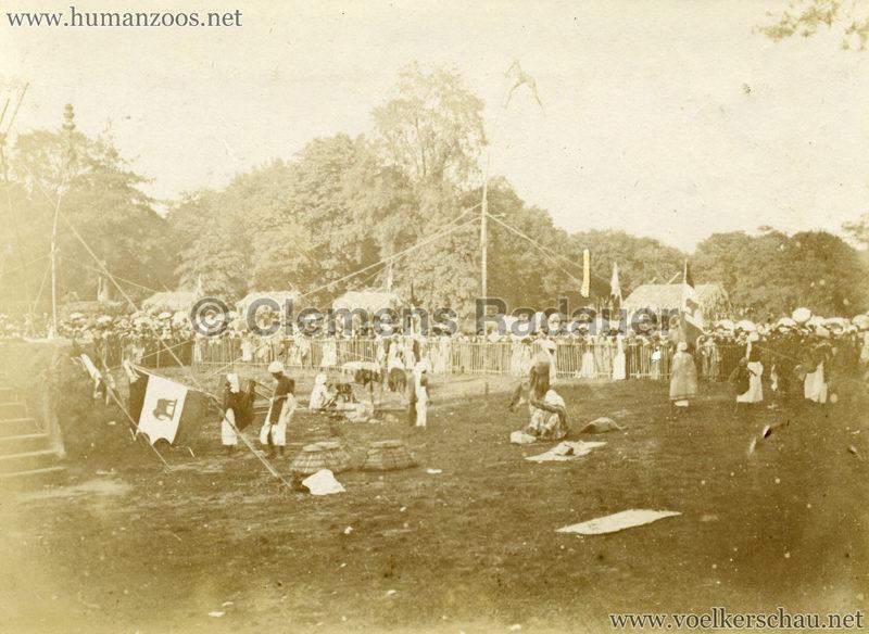 1902 Jardin Zoologique d'Acclimatation - Les Malabares - FOTO 3