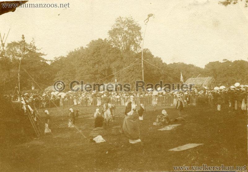 1902 Jardin Zoologique d'Acclimatation - Les Malabares - FOTO 4