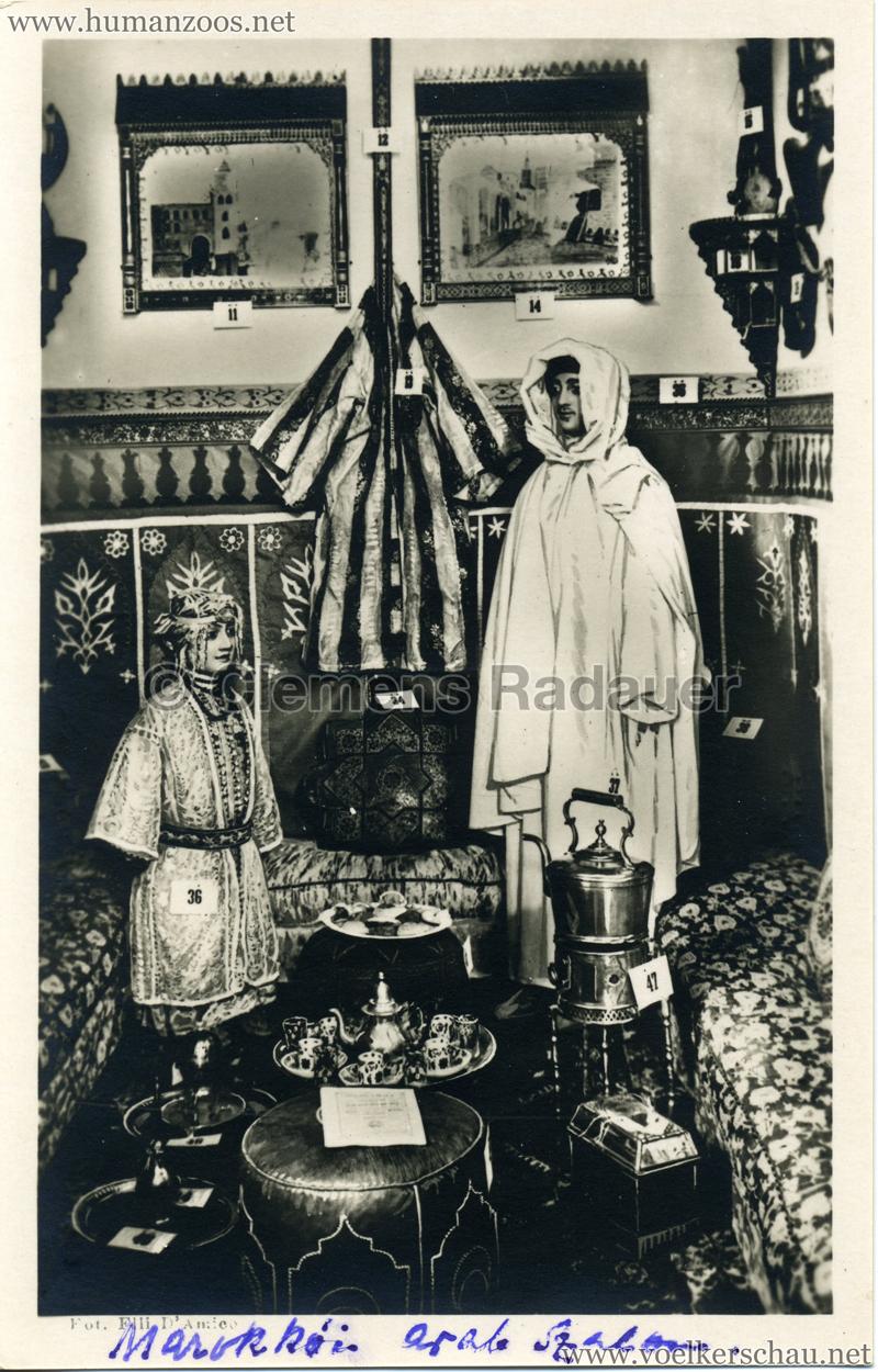 635. Un salotto arabo marrocchino