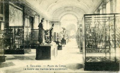 La Galerie des marbres (aile occindentale)