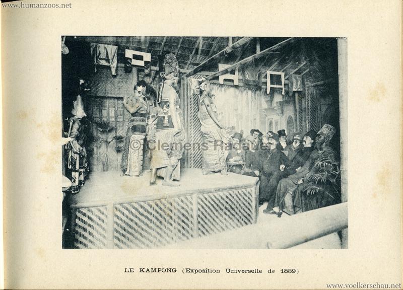 Musée Grévin - Kampong