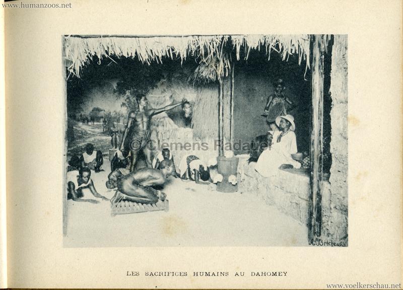 Musée Grévin - Sacrifices Dahomey