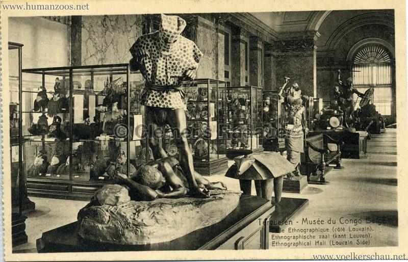 Salle Ethnographique (Côté Louvain) 2