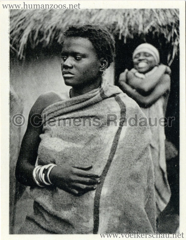 1934 Exposicao Colonial Portuguesa - FOTO HEFTCHEN - 32356 Typo de raca Bijagos